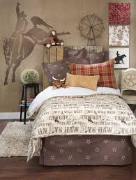 themed blankets cowboy theme bedrooms create a cowboy bedroom