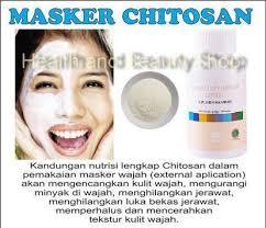 Jual Masker Wajah Untuk Kulit Berminyak harga paket dan ecer masker chitin chitosan tiens terbaru 2018