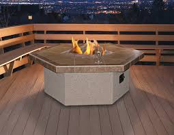 California Fire Pit by Hexagon Chat Fire Pit Table Cal Flame Fpt H401 On Sale Now