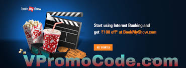 bookmyshow offer bookmyshow coupons movie tickets booking offers vpromocode