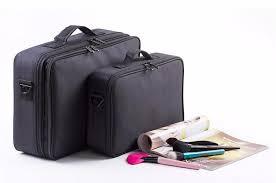 professional makeup storage bag organizer professional makeup box artist larger bags