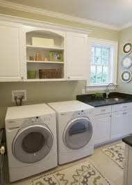 interior modern interior laundry room lighting design chic