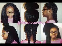 crochet braids houston vixen knotless crochet braids no leave out black hair