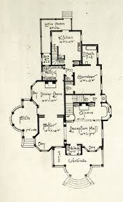 edwardian house plans edwardian floor plan 1st floor 1905 click through for the entire