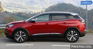 peugeot 3008 2017 peugeot 3008 u2013 2nd gen to debut in malaysia q2 2017 image 582839