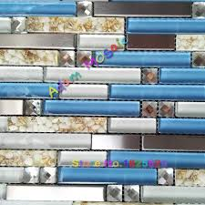 brick kitchen backsplash white kitchen cabinets with black brick blue glass sea shell tile kitchen backsplash conch tile mother of blue glass sea shell tile kitchen backsplash conch tile mother of preal stainless