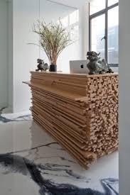 bambo recpt desk jw associates plants bamboo office interior in