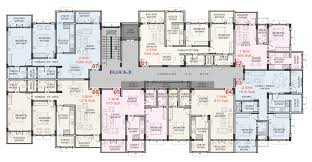 typical floor plan manasa theertha real estate
