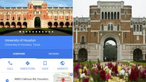 Hous Reddit Calls Out Google For Rice University Photo As Profile