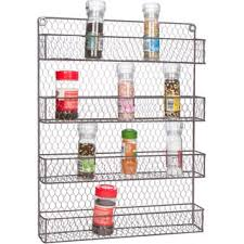 Spice Rack Countertop Spice Racks Shop The Best Kitchen Storage Deals For Nov 2017