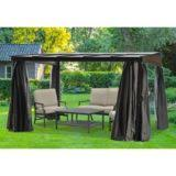 Canadian Tire Awnings Sunjoy Halifax Awning Gazebo Canadian Tire