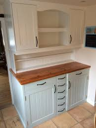 cooke and lewis kitchen cabinets kitchen unit painted in little greene u0027s u0027slaked lime u0027 and u0027salix