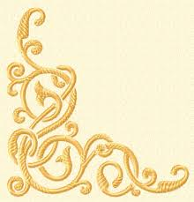 4 hobby machine embroidery designs ornaments