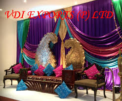 stage decoration saree www imgkid image kid guide to decorate a