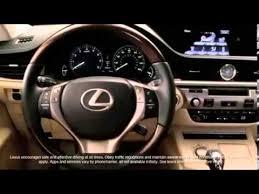 lexus car commercial autoramic car commercial lexus es 350 and es 300h