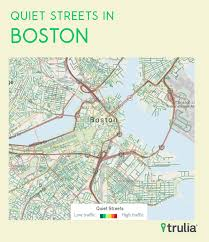 Trulia Map Fenway Ranked Best Boston Neighborhood For Living Well