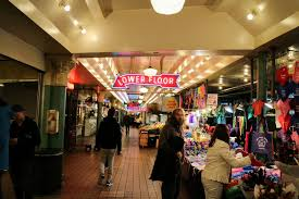 visiting the famous pike place market in seattle the martha