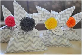 favor bags easter make these budget friendly easter bunny favor bags