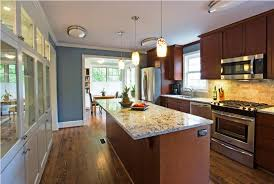 how to diy galley kitchen makeovers ideas