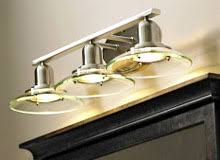 modern bathroom light fixtures ideal in inspirational home
