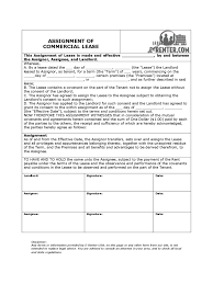 commercial lease form 53 free templates in pdf word excel download