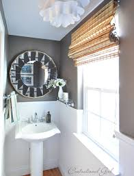Beadboard In Small Bathroom - powder rooms great ideas to transform your powder baths for