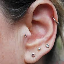 where to get cartilage earrings the edgy cartilage piercing 60 best ideas 2018