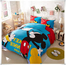 Mickey Mouse Bed Sets Bedroom Size Mickey Mouse Bed Set Mickey And Minnie