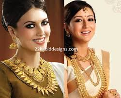 kerala gold jewellery archives 22kgolddesigns