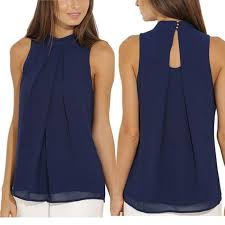 navy blouse blouse 2017 summer tops brand plus size casual navy