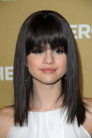 below shoulders a line haircut selena gomez hairstyles 20 best hair ideas for thick hair