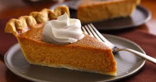friends thanksgiving pumpkin pie recipe hungryforever food