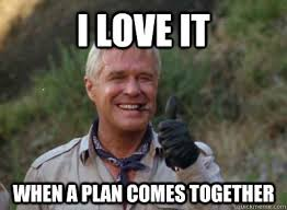 i love it when a plan comes together a team tv quotes and