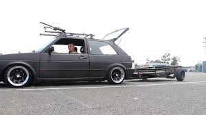 slammed volkswagen gti slammed vw golf youtube