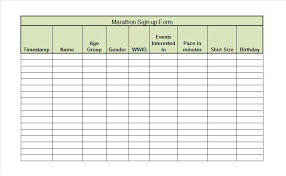 Bathroom Cleaning Schedule Form Sign Off Form Intermittent Leave Of Absence Time Tracking Time