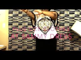 plus size fashion plus size shopping at sammy dress youtube