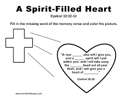 a spirit filled heart u201d sunday lesson summary and