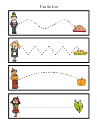 preschool thanksgiving worksheets worksheets