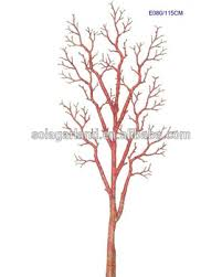 manzanita tree branches 115cm plastic artificial manzanita tree branches for wedding