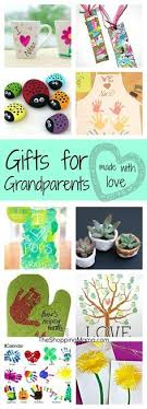 handmade grandparent gifts 20 kid made grandparent gifts they ll treasure forever