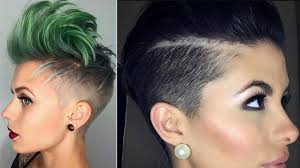 latest short haircuts for women 2019 youtube