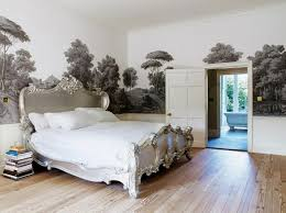 Bedroom Wall Murals In  Aesthetic Bedroom Designs Rilane - Bedroom wall mural ideas