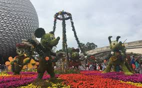 a day at the 2017 epcot flower and garden festival tips from the