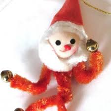 fun vintage ornaments for a retro inspired christmas tree