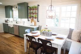 Dining Room Kitchen Fixer Upper Season 3 Episode 16 The Chicken House