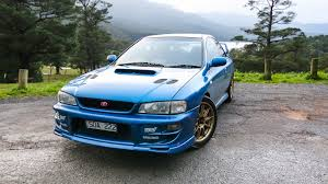 subaru coupe 2015 subaru wrx sti old v new comparison 2015 sedan v 1999 two door