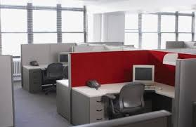 open plan office layout definition what are advantages disadvantages of an open plan office space