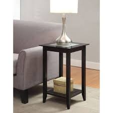 How To Make End Tables Taller by End Table End Table Tall Tables Treatment Newcoffeetable Com