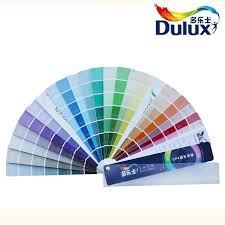 dulux dulux card of this international standard latex paint cic