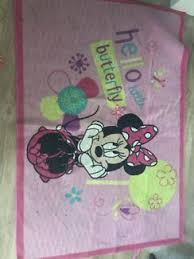 Minnie Mouse Rug Bedroom Minnie Mouse 2 Items Other Baby U0026 Children Gumtree Australia